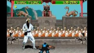 Mortal Kombat 1 (SNES) - Play as Shang Tsung...and Morph!