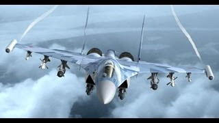 Sukhoi Su-35 and family - The best fighter aircraft ever build