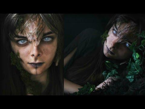 Xxx Mp4 Dryad Forest Nymph Halloween Makeup Tutorial 3gp Sex