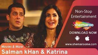 Salman Khan talks about Katrina Kaif Painting | Movies & More | Bharat | Siddharth Kannan
