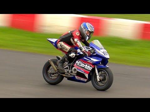 Xxx Mp4 10 Yr Olds Racing 100mph Motorcycles Cool FAB Minibikes 2017 Rd 8 Pt 4 MiniGP70 3gp Sex