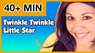 Twinkle Twinkle Little Star and More Kid Songs | Popular Nursery Rhymes Playlist