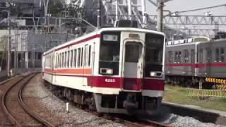 さようなら快速・区間快速東武本線6050系
