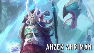 40 Facts & Lore on Ahzek Ahriman of the Thousand Sons Part 2 Warhammer 40k