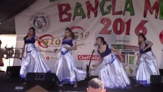 BANGLA MELA  2016 BIRMINGHAM  BANGLA DANCES