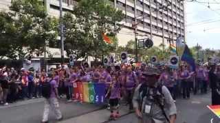 San Francisco GAY Pride PARADE 2015, best moments
