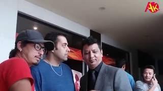 Dublicate Salman Khan in Nepal  - Live video (सलमान खानको डुब्लिकेट भेटिए नेपालमा)