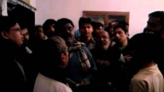 Anjuman-e-Hashmiya at residence Jb. Mushtaq Sb