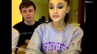 Ariana Grande | DANGEROUS WOMAN LIVECHAT *2/29/16* (Pt. 2/2)