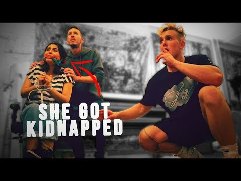 The Kidnapper Almost CAUGHT Us we had to save her