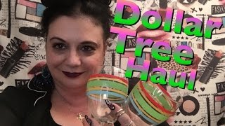 🌲Dollar Tree Haul 🌲Rosa