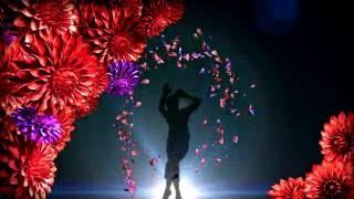 flowers hd silhoutte 1