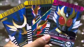 Kamen Rider Decade Kamen Ride,Final Form Ride,Final Attack Ride Agito
