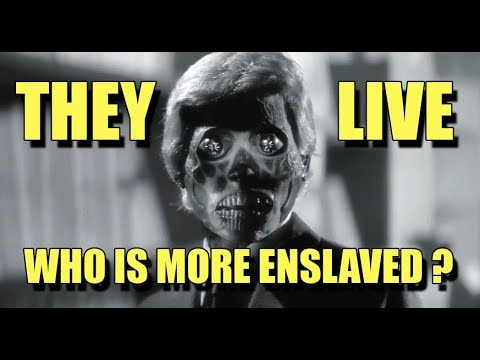 Xxx Mp4 THEY LIVE Who Is More Enslaved 3gp Sex