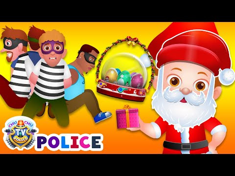 Xxx Mp4 ChuChu TV Police Christmas Episode Saving The Christmas Gifts From Thieves ChuChu TV Surprise 3gp Sex