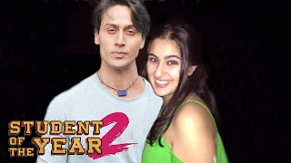 CONFIRMED: Saif Ali Khan's Daughter Sara Ali Khan Joins Tiger Shroff's Student Of The Year 2