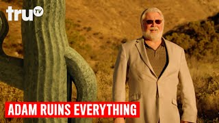 Adam Ruins Everything - Why a Wall Won