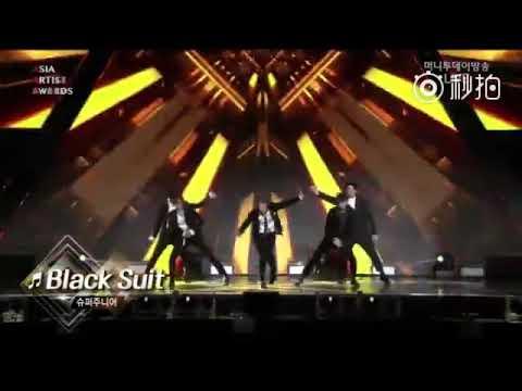Xxx Mp4 171115 2017 Asia Artist Awards Super Junior Perform Black Suit 3gp Sex
