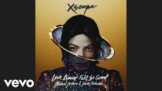 Michael Jackson, Justin Timberlake - Love Never Felt So Good (Audio)