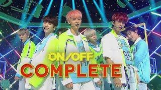 《Comeback Special》 ONF(온앤오프) - Complete(널 만난 순간) @인기가요 Inkigayo 20180610