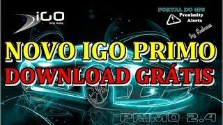 NOVO iGO Primo 2.4 Atualizado para