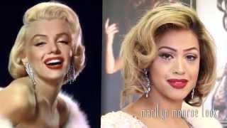 Teaser:  AsiaGlam Marilyn Monroe Inspired Makeup (Iconic Women)