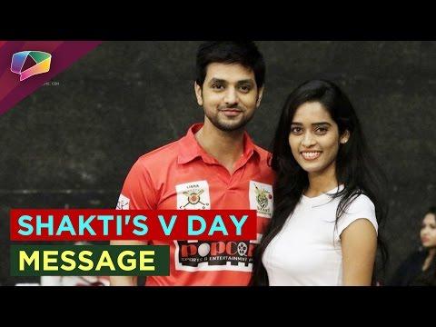 Shakti Arora's special message for girlfriend Neha Saxena on Valentines Day!