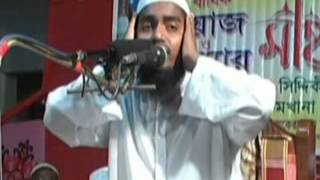 New bangla waz by mufti habibur rahman misbah kuakata  কিয়ামাতের ভয়াবহতা -2