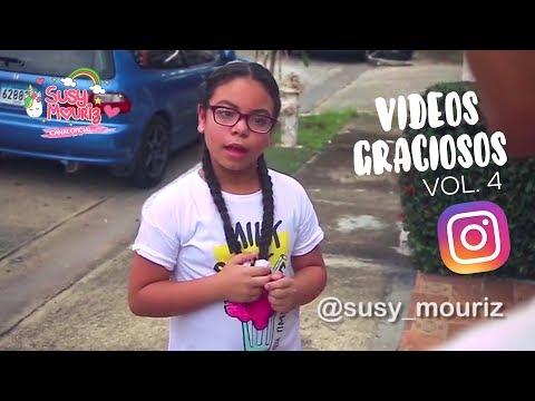 Videos Graciosos Instagramers Vol 4 Susy Mouriz