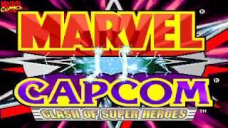 Capcom's Marvel Openings