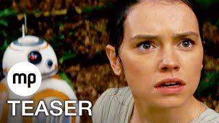 STAR WARS VII THE FORCE AWAKENS - 3 NEW Teaser TRAILER (2015)