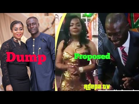 Xxx Mp4 Eeeii Captain Smart Dump His Wife Afia Pokua And Proposes To His New Girlfriend At 3G Awards USA 3gp Sex