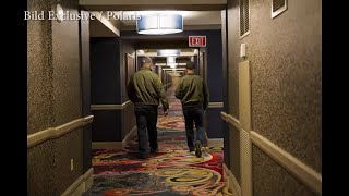 RAW VIDEO: Footage obtained of inside Las Vegas gunman's hotel room