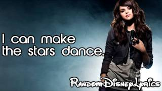 Selena Gomez - Stars Dance (Lyrics On Screen)