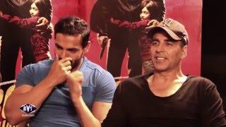 John and Akshay Interview