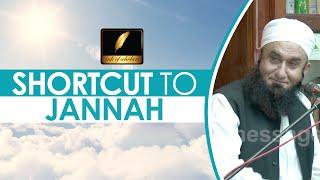 [ENG] Shortcut to Jannah- Maulana Tariq Jameel
