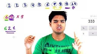 Fastest Mental Multiplication Math Tricks - 2 Seconds Multiplication Trick