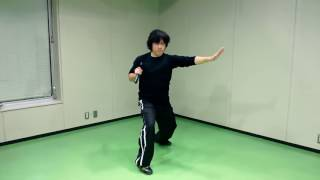 Teknik Nunchaku/Ruyung/Double Stick