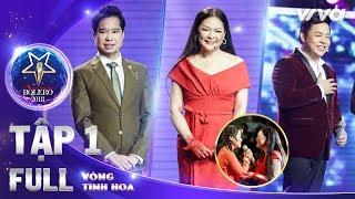 Thần Tượng Bolero 2018 Tập 1 Full HD | Vòng Tinh Hoa: Quang Lê, Ngọc Sơn