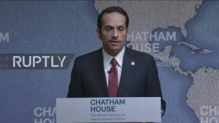 UK: Qatari FM decries 'unprecedented smear campaign' from fellow Gulf nations