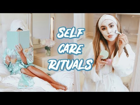 5 WAYS TO TAKE CARE OF YOURSELF! SELF CARE ROUTINE| ALEXANDREA GARZA