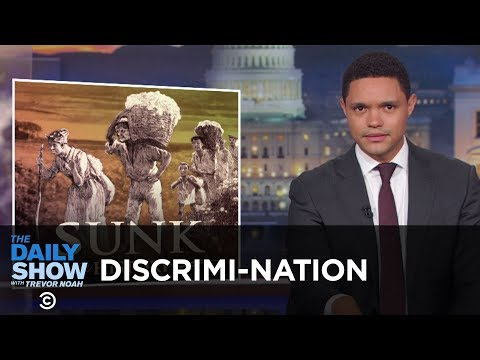 DiscrimiNATION The Daily Show