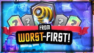 """#1 SPARKY DECK :: UNDEFEATED :: """"SHOCKINGLY"""" GOOD!"""