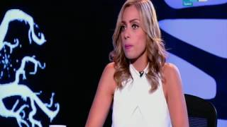 المتوحشة - الفنانة ريم البارودي : مابحبش احمد عز علشان ظالم !