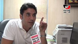 أحمد عز: أقسم بالله  لم أتزوج زينة ..«ودي أعراض وميصحش أتكلم فيها»