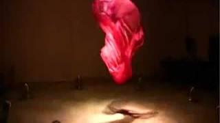 La danse du vent...