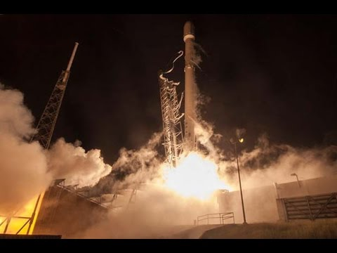 SpaceX Breaks Up US Spy Satellite Launch Monopoly Video