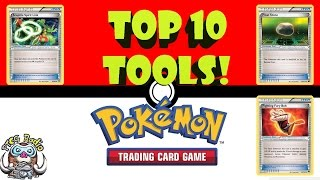 Top 10 Tools in the Pokémon Trading Card Game (TCG)