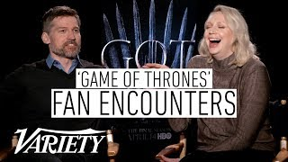 'Game of Thrones' Cast Reveals Best Fan Encounters