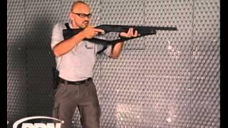 Personal Defense Tips: Long Guns - Shooting Pump Action Shotguns